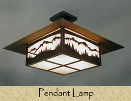 Go to the Pendant Lamp Page